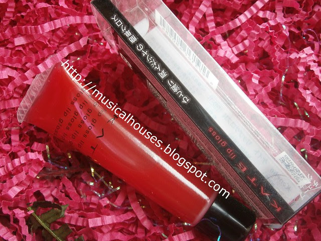 KATE Lip Gloss S in RD-1