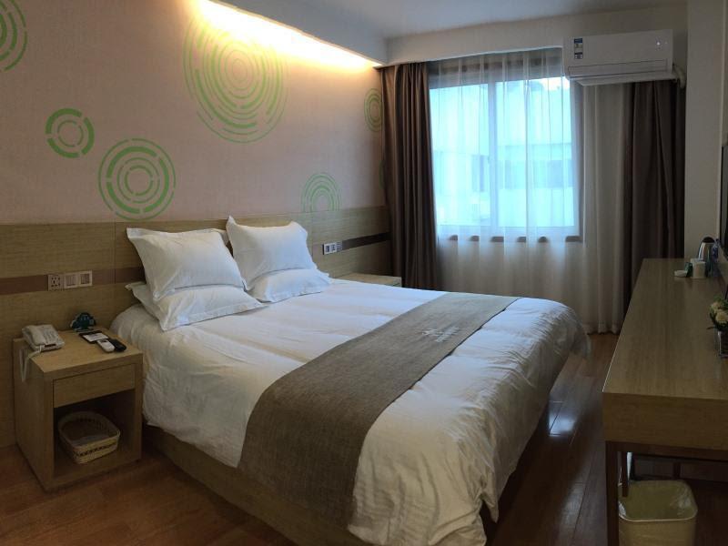 Price GreenTree Inn XiAn Xincheng District Raily Station Wukou Metro Station Hotel