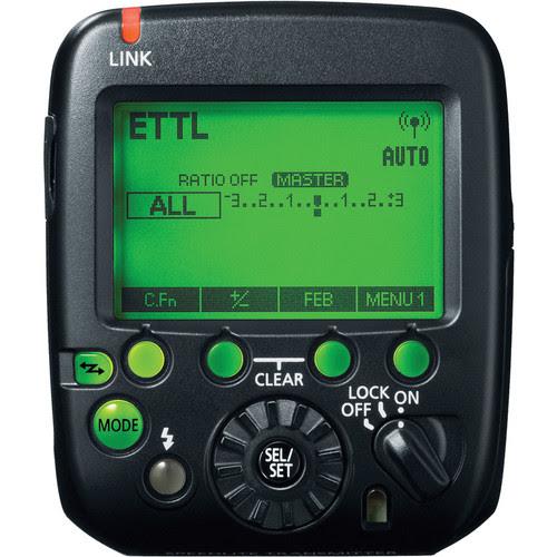 Canon ST-E3-RT Speedlite Transmitter  - Top View
