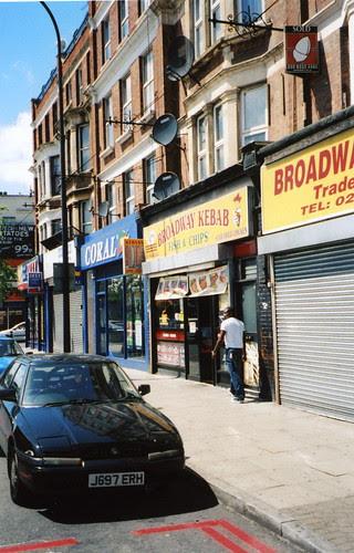 Broadway Kebab Catford Bridge