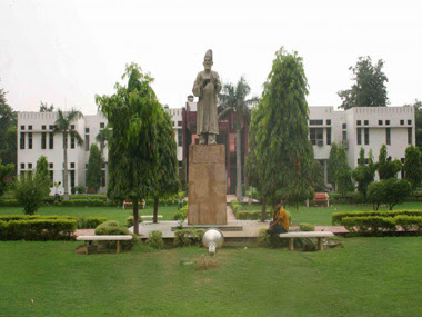 The campus of Jamia Millia Islamia. Image courtesy: http://jmi.ac.in