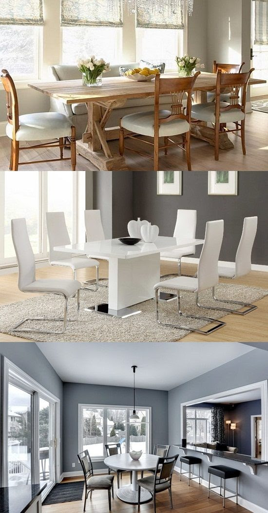 The Furniture of your Dining Room on a Budget - Interior ...