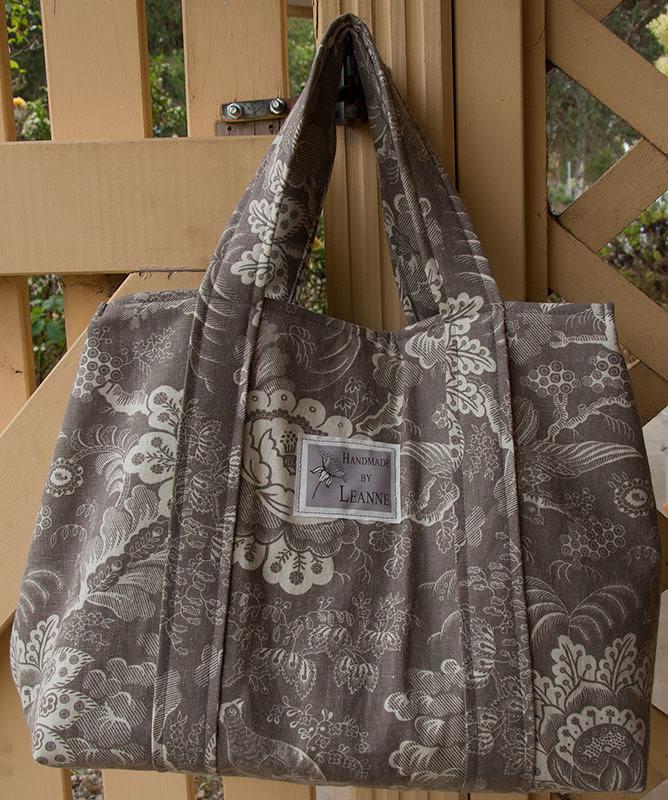a bag for Tarsha