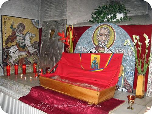 Sf Parascheva Sf Gheorghe Nou