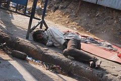 The Heartless Streets of Mumbai by firoze shakir photographerno1