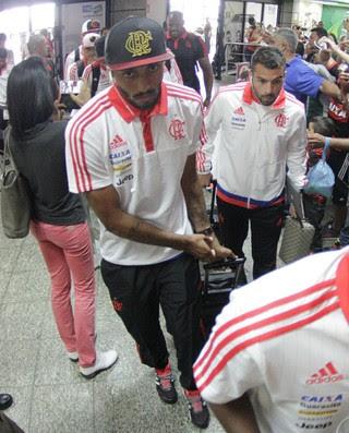 César Martins, Flamengo (Foto: Gilvan de Souza / Flamengo)