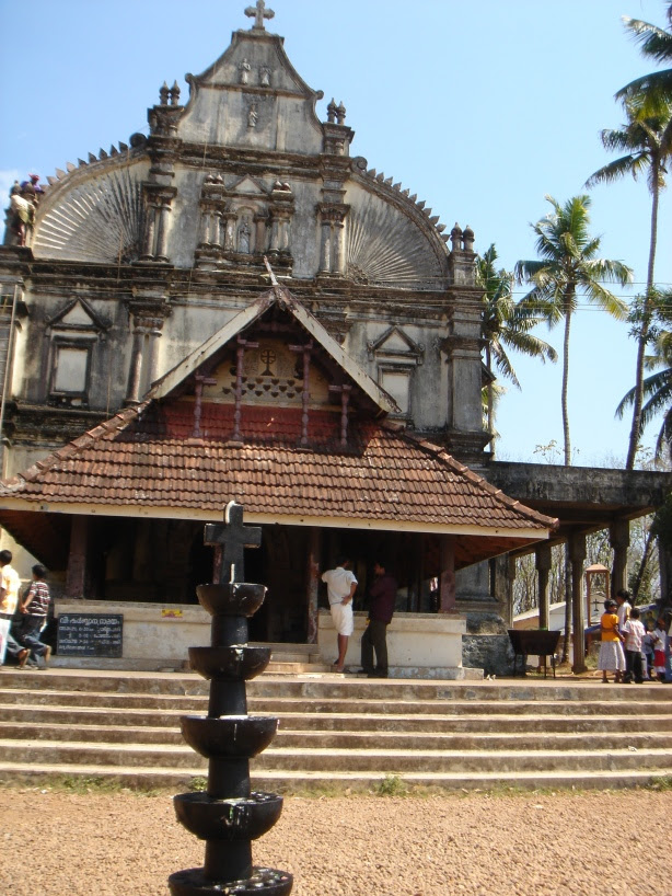 Kadamattom church