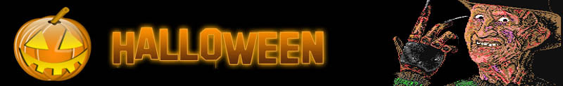logo hallowen