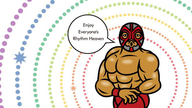Oil up: Rhythm Heaven Wii gets a 4 disc soundtrack screenshot