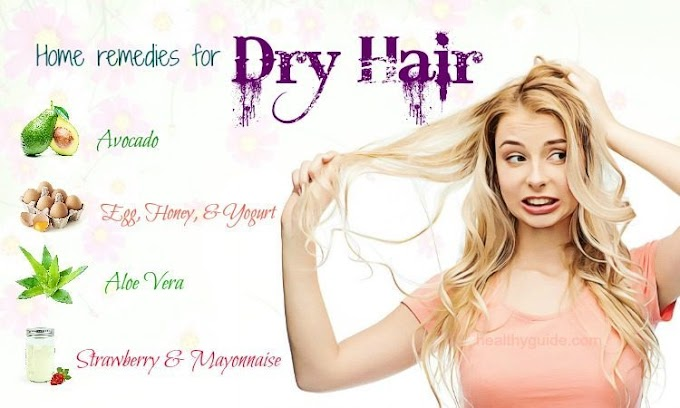 Top 24 Simple Home Remedies For Dry Hair Naturally To Try