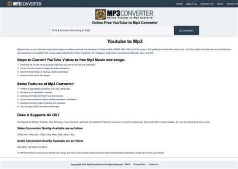 sites youtube  mp video converter fortech