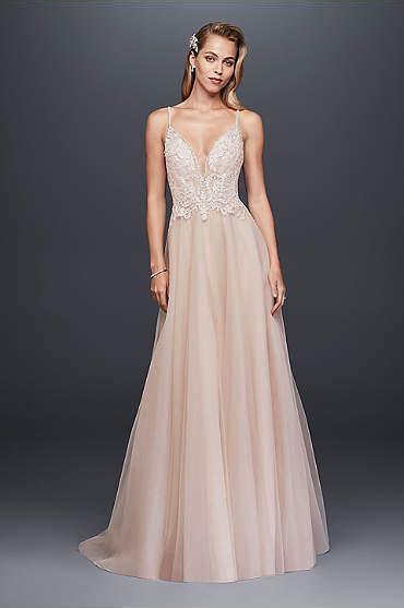 Wedding Dresses, Bridesmaid Dresses & Gowns   David's Bridal