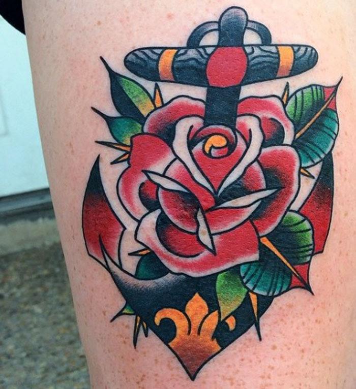 Top 12 Hermosos Tatuajes Que Tapan Cicatrices De Una Vida Difícil