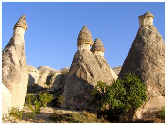 Cappadocia, Turkey: Vallée de Pasabag