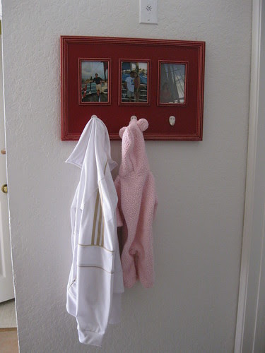 Our Coat Rack