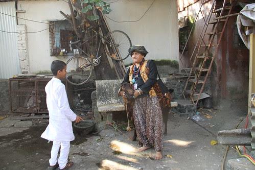 Two Bakre ..Waqt Ke Sataye ..Ek Bacha Aur Ek Katal Ho Jaye by firoze shakir photographerno1