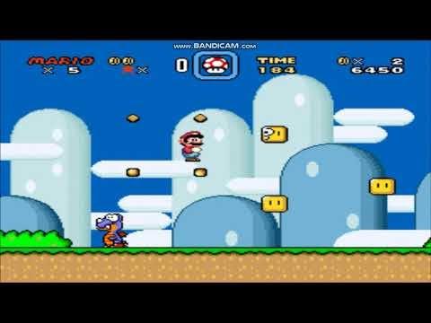 Super Mario World SNES 1991