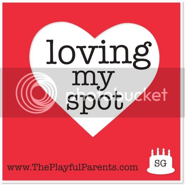 Loving My Spot SG edition