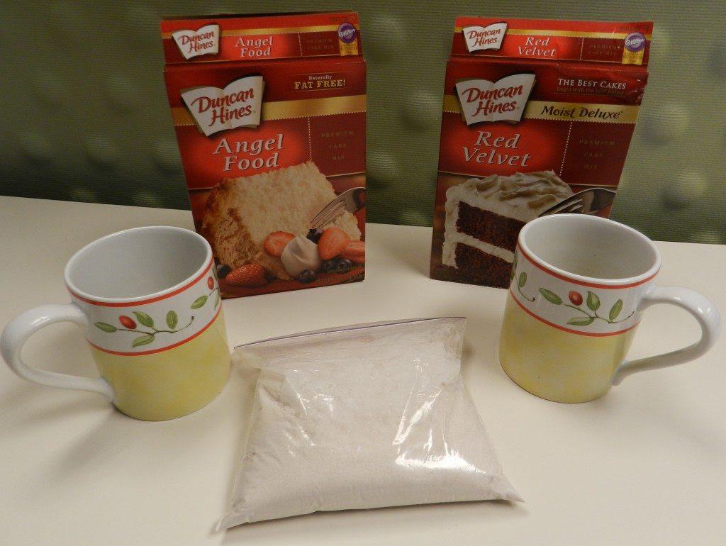 3-2-1 Microwave Cake in a Mug! | In God's Economy