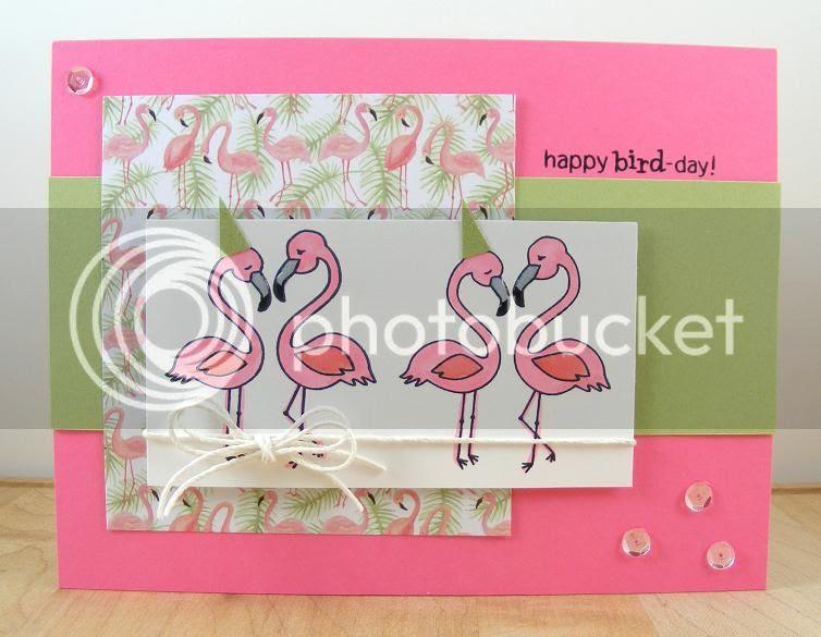 photo Party Flamingoes Card.jpg