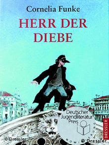 Buchcover Kinderbuchklassiker Cornelia Funke Herr der Diebe (Dressler)