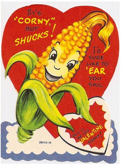 Corny Valentine