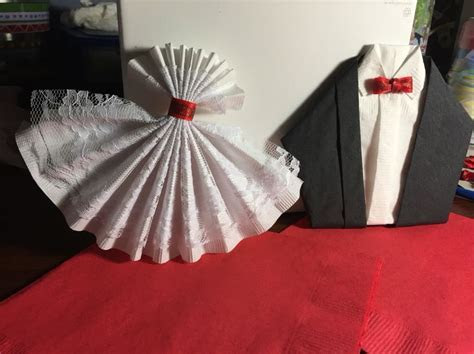 433 Best images about Napkin folding on Pinterest   Father