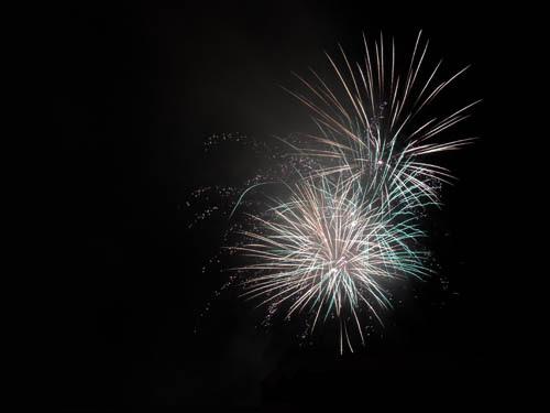 february fireworks