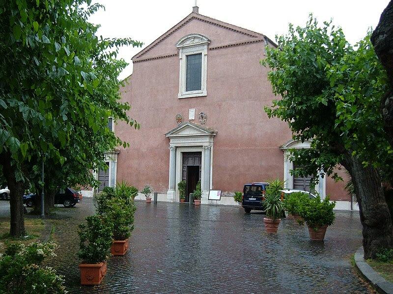 File: Q12 Gianicolense - S. Pancrazio 1.JPG