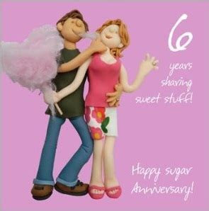 6th Year Anniversary Gifts   Tips and Ideas