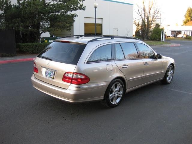 2004 Mercedes-Benz E500 4MATIC Wagon AWD Navigation/ 3RD ...