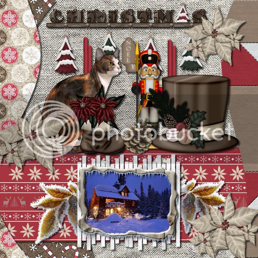A Rustic Christmas