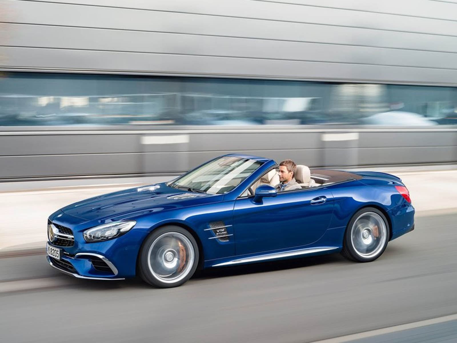 The Next Generation Mercedes SL Will Be A Very Different ...