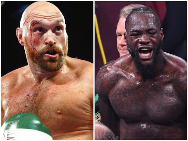Deontay Wilder vs Tyson Fury Rematch – Who Do You Think Will Win This Saturday?