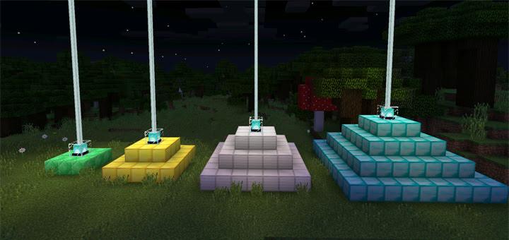 Beacon Pe Mod Minecraft Pe Mods Addons