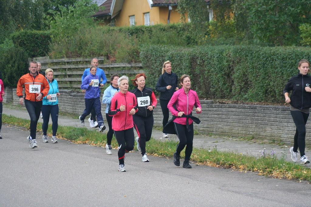 Street run