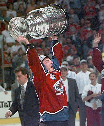 Sakic 1996 Stanley Cup, Sakic 1996 Stanley Cup