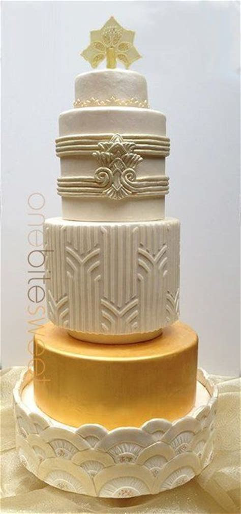 top  ideas  cakes art deco  pinterest art