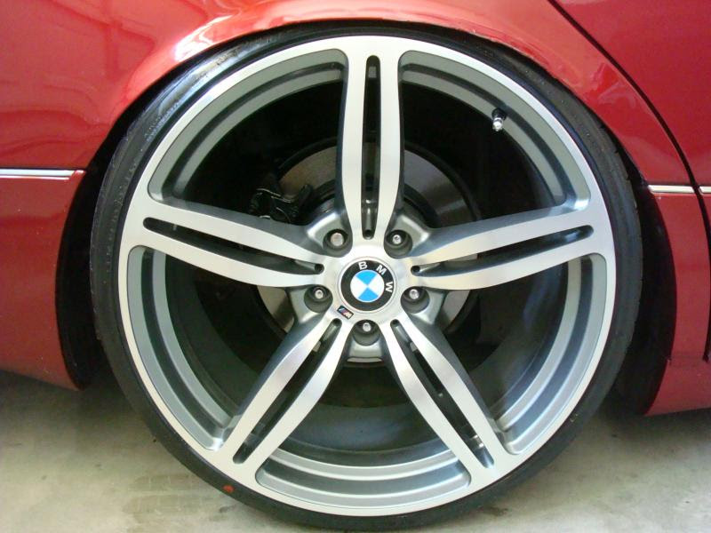 Ca 20 Bmw M6 Wheels And Tires W Adapters Clublexus Lexus Forum Discussion