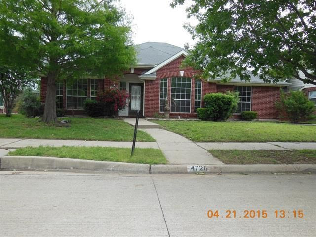 4726 Thames Dr, Grand Prairie, TX 75052  Home For Sale and Real Estate Listing  realtor.com®
