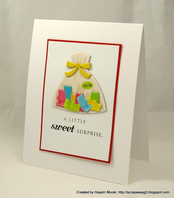 Sweet card 1