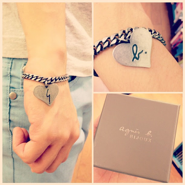 anges b bracelet