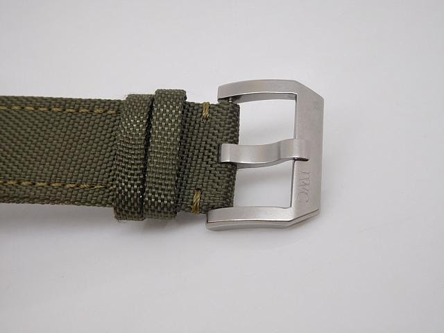 IWC Steel Buckle