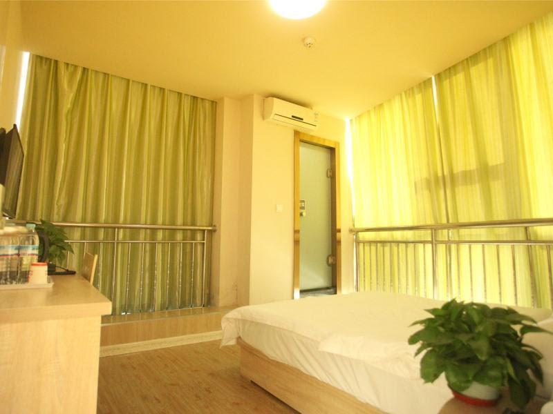 Review Shell Jinan Changqing District Changqing College Town Hotel