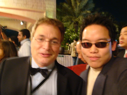 With Jean-Luc Ayach