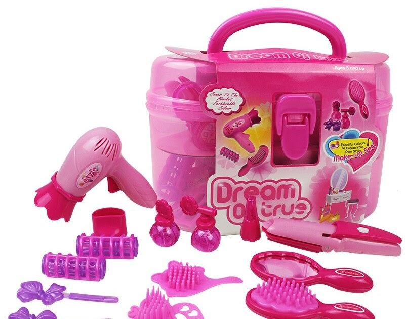 Skup Tanie Dziewczyny Make Up Set Zabawki Udawaj Zagraj Symulacji