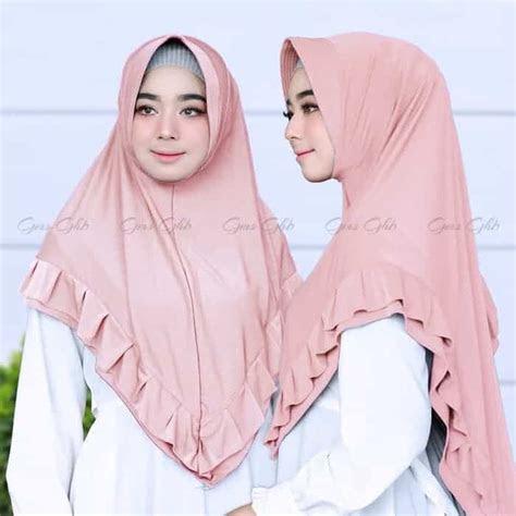 jilbab syari khimar zalina terbaru  modis bundakunet