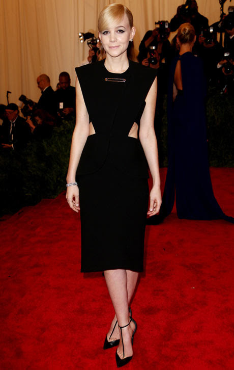 Carey Mulligan Met Ball 2013