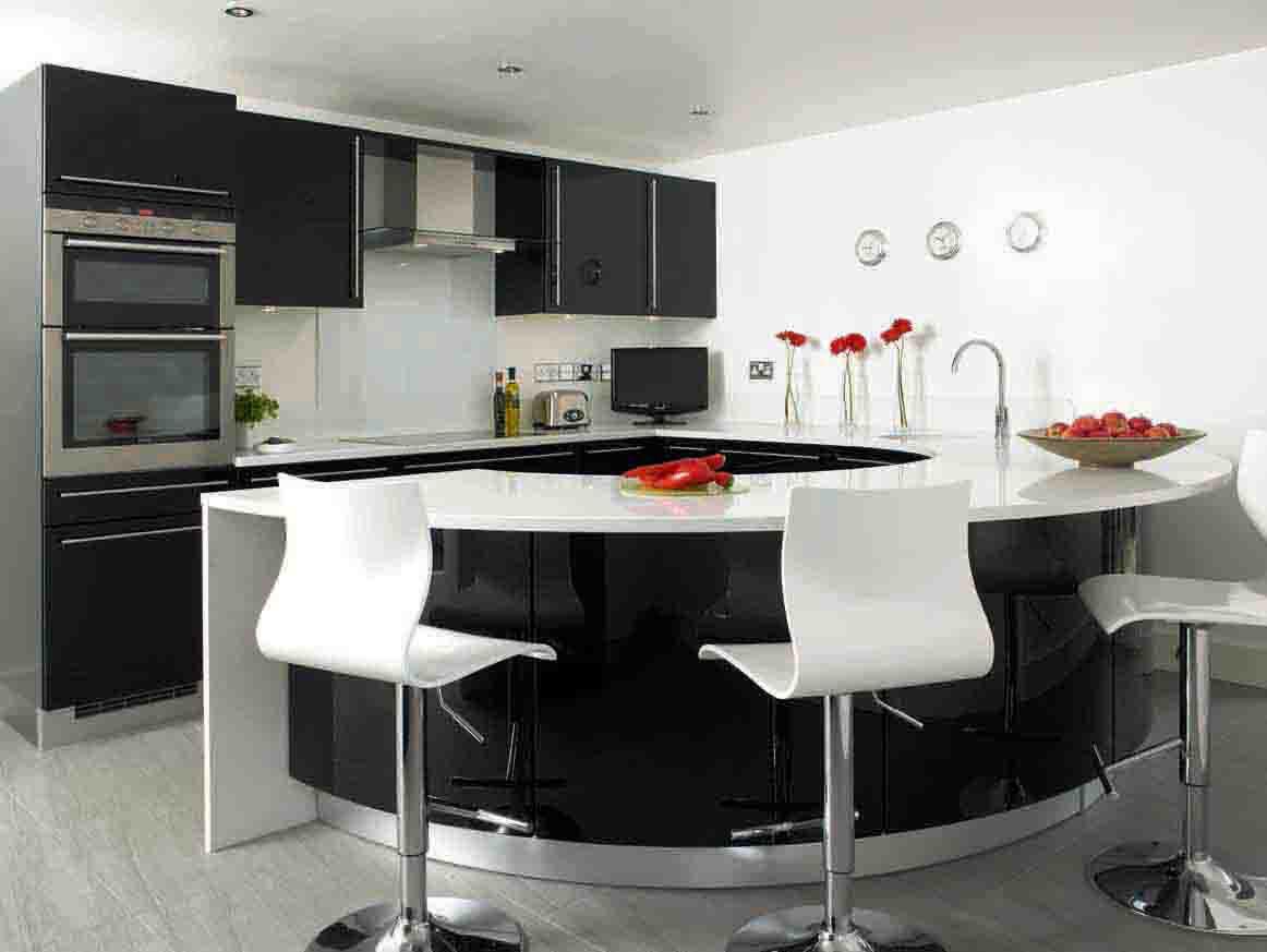 Desain Dapur dan Ruang Makan Terbuka  10 Desain  Rumah