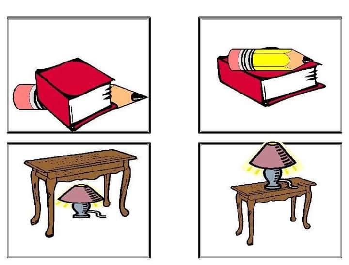 kindergarten preposition activities